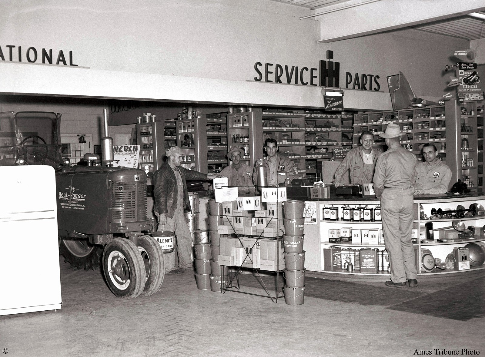 Armstrong Tractor Parts Department
