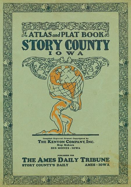1926 Atlas Cover