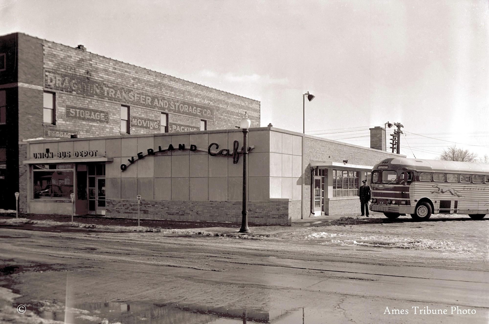 Greyhound Lines Iowa City Ia