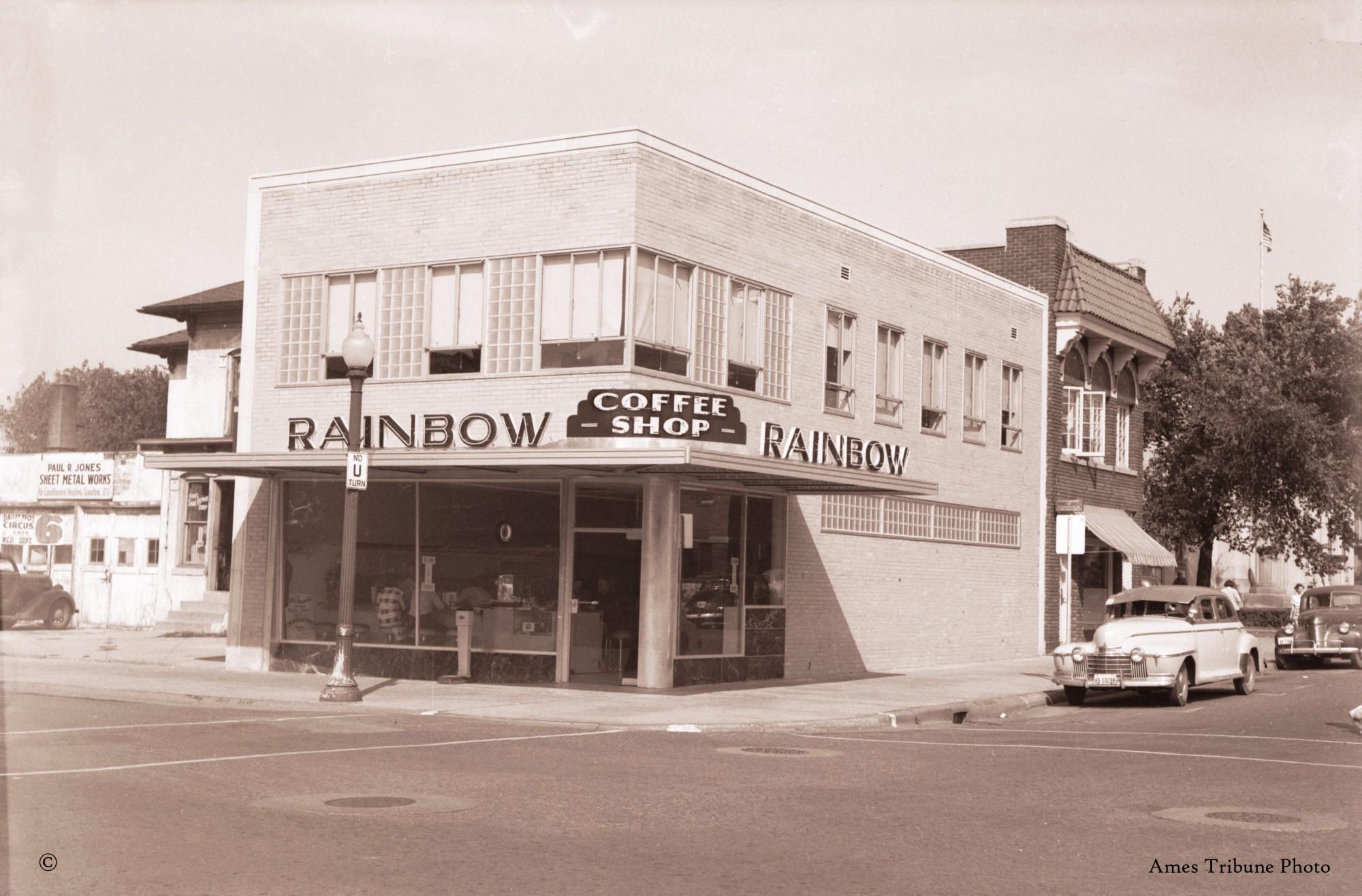 Changing Kellogg Neighborhood Ames Historical Society