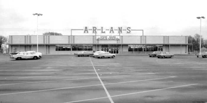 Arlan S Department Store Opens Ames Historical Society