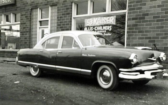 Kaiser motors for Roy motors used cars