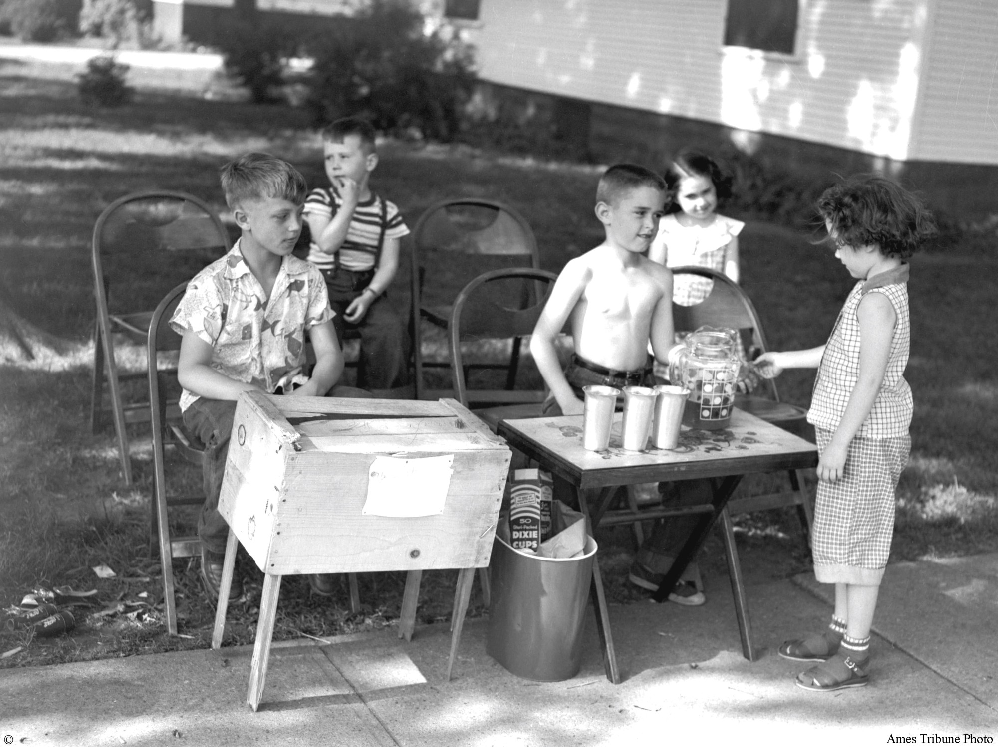 Kool Aid And Lemonade Stands Ames Historical Society