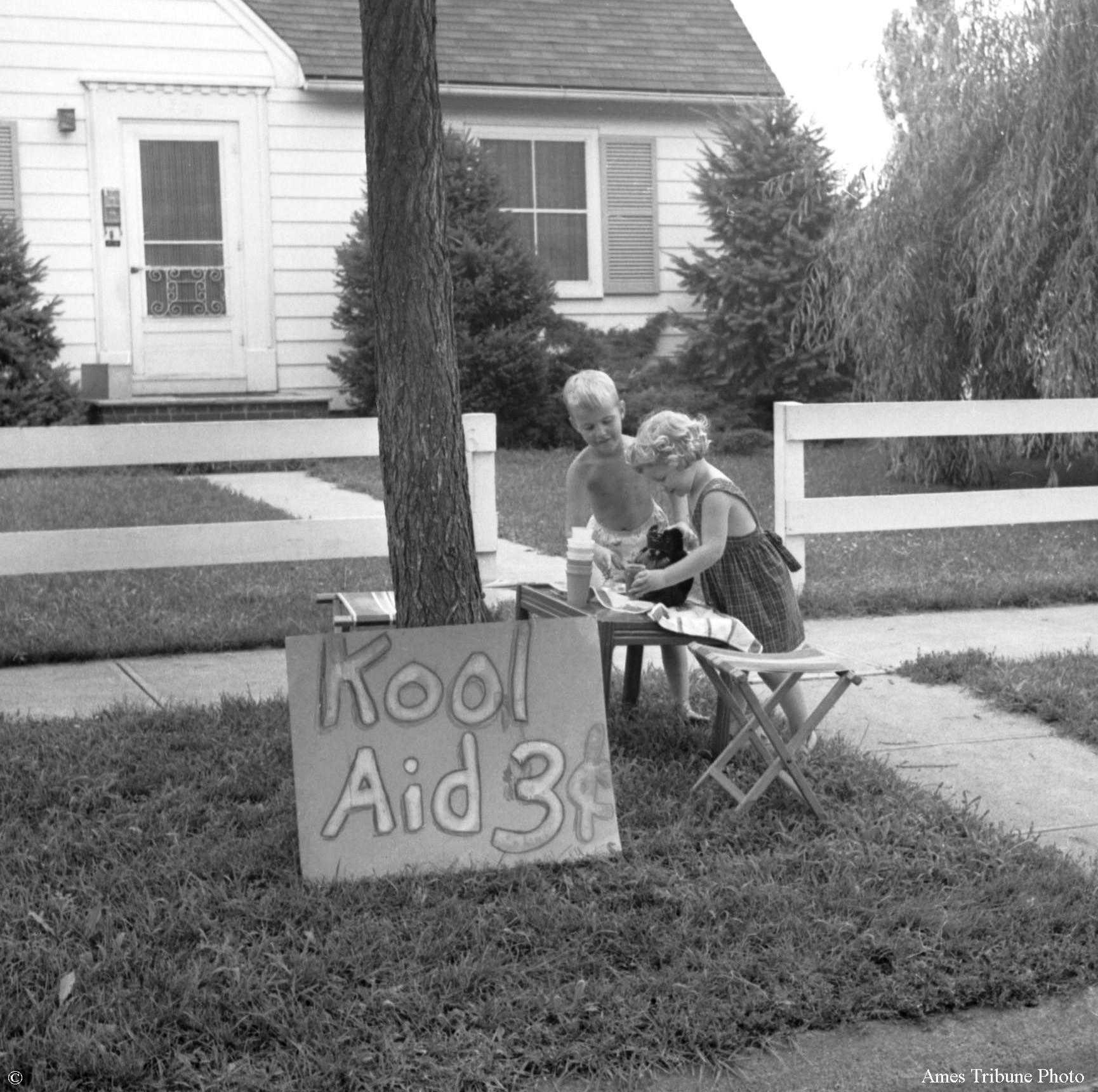 Kool Aid And Lemonade Stands Ames History Museum