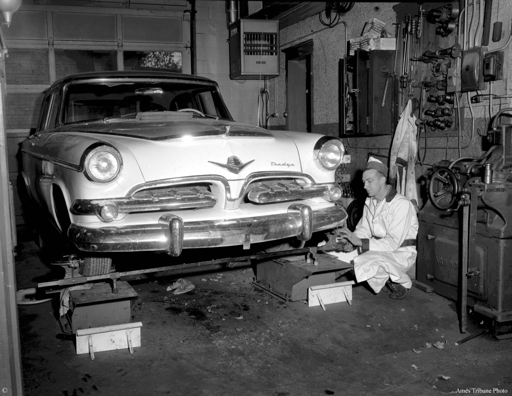 Ames Tune-Up and Service | Ames Historical Society