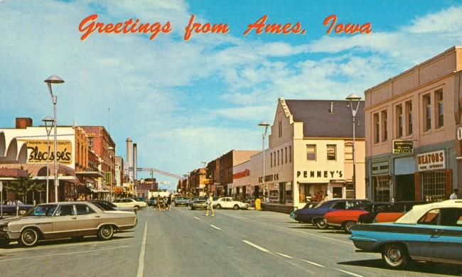 Ames Main Street Restaurants