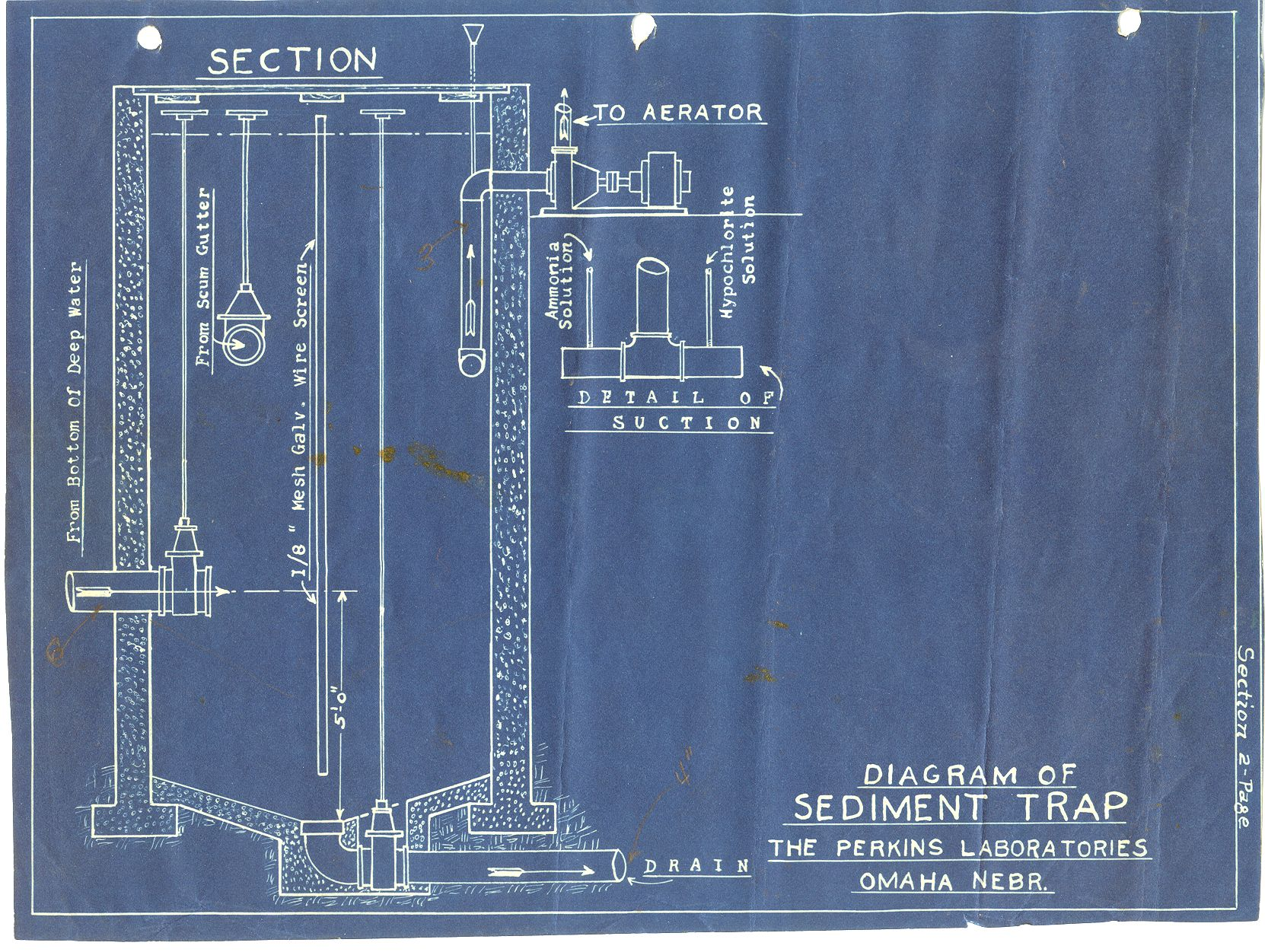 Carrs pool ames historical society carrs pool filter blueprint malvernweather Gallery