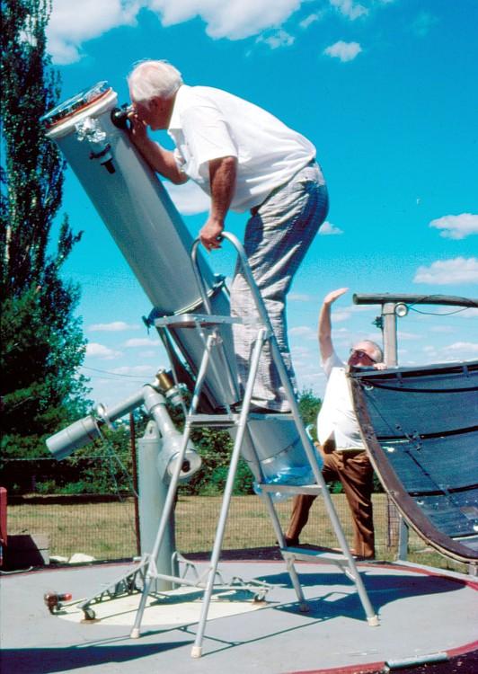 Mary adams amateur astronomers inc