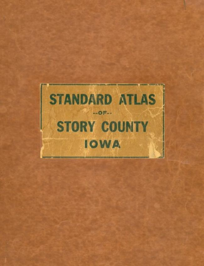 1919 Atlas Cover