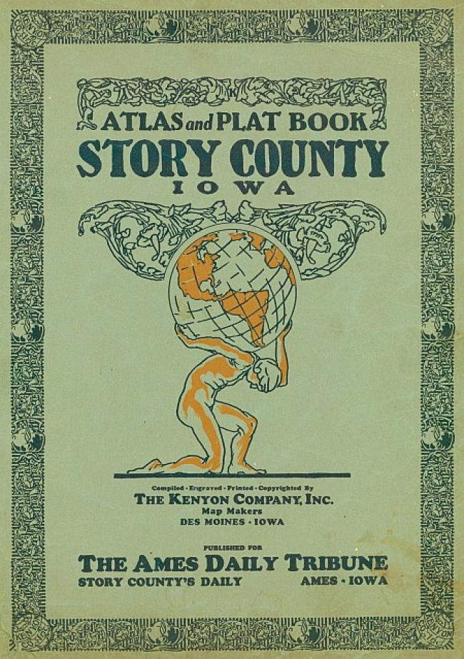 1926 Atlas Cover