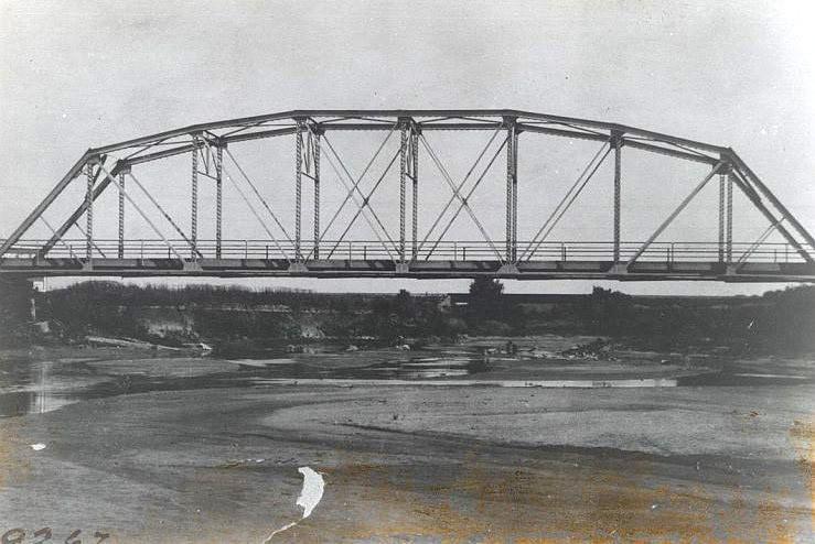 Skunk River Steel Bridge