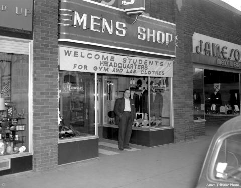 In , Emerhoff Peterson wanted to offer the Ames community a full service family shoe store dedicated to customer service and helping people find the right style for them.